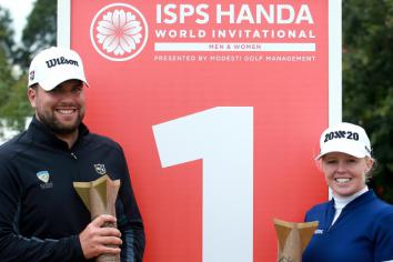 Tickets on sale for ISPS HANDA World Invitational presented by Modest! Golf
