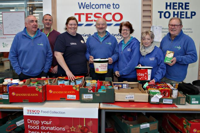 Massive Foodbank Donations Welcome 69 Spike In Demand